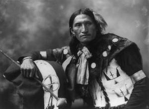 guerrier-Sioux