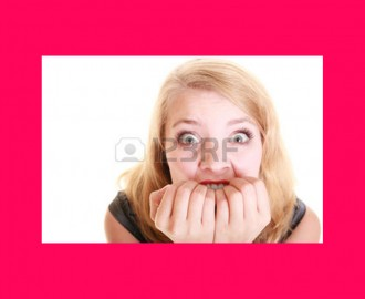 30604683-portrait-of-afraid-businesswoman-frightened-woman-covering-mouth-with-hands-isolated-on-white.-stres