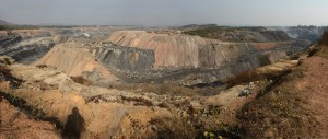 Panorama open air mine1 - copie