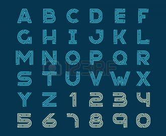 49334879-maze-lettres-tech-police-de-style-lin-aire-la-conception-de-la-construction-alphabet-latin-avec-des-
